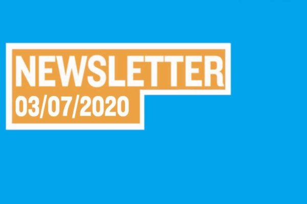 newsletter 03/07/2020