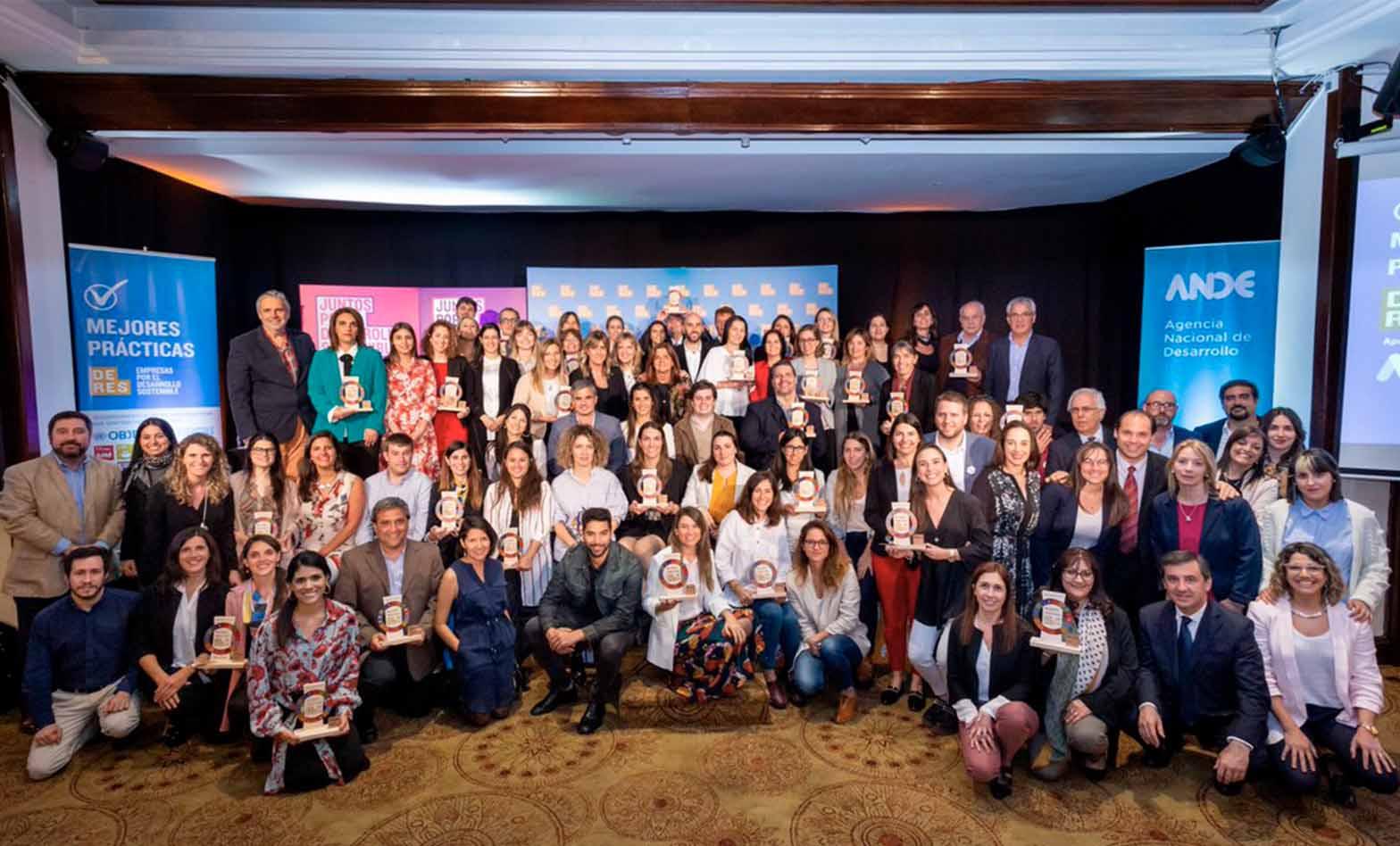 Actualización: Reconocimiento DERES ODS 2020 y Distintivo DERES!
