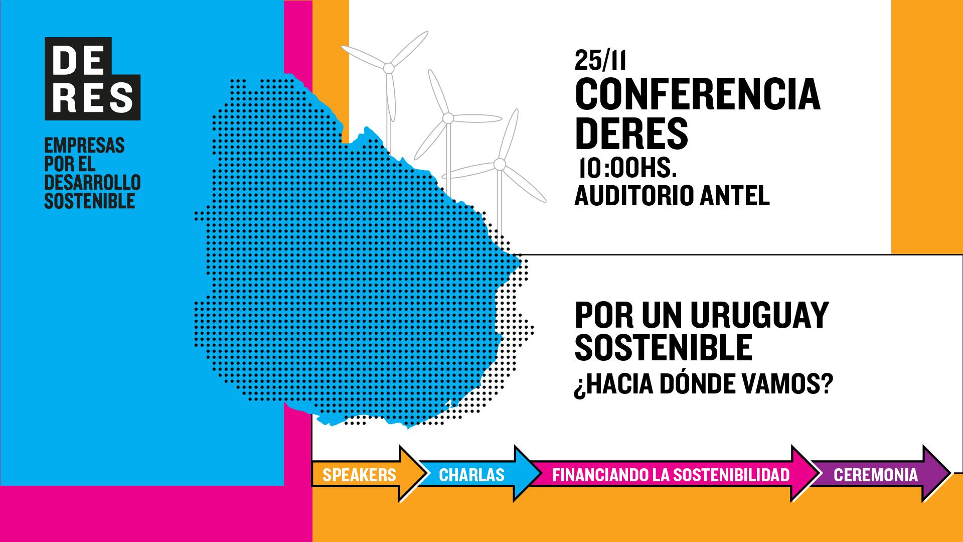 Conferencia DERES 2020 Vía Streaming
